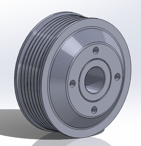 Kavs Lightweight Supercharger Pulley: Check It Out, A New 2gr-fe Motor Mount To Allow