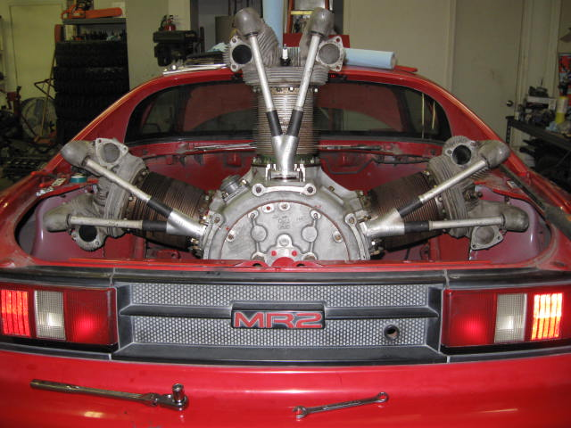 Crazy Engine Swap Of Our Customers Is Up To The